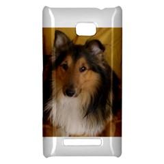 Shetland Sheepdog HTC 8X