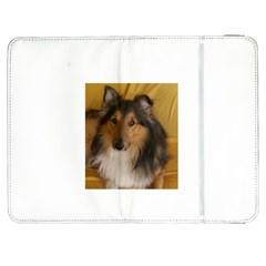 Shetland Sheepdog Samsung Galaxy Tab 7  P1000 Flip Case