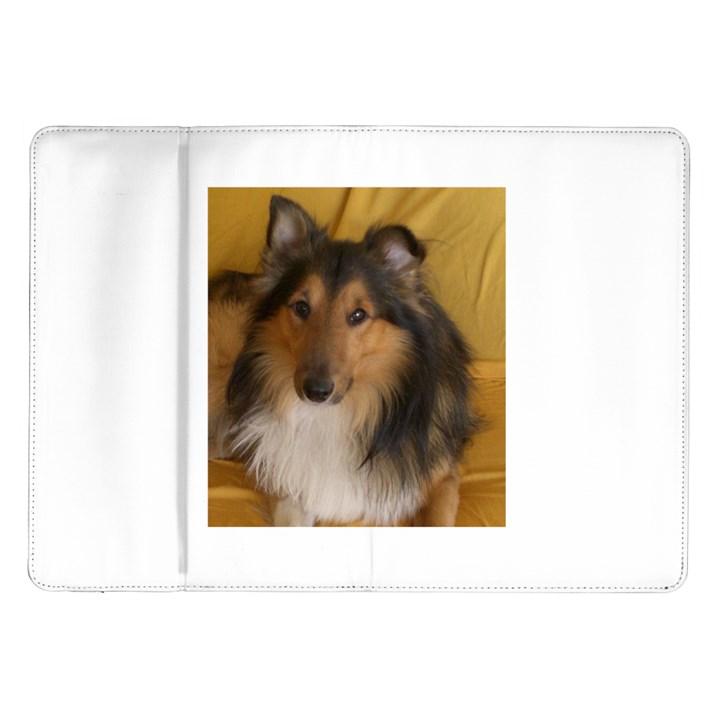 Shetland Sheepdog Samsung Galaxy Tab 10.1  P7500 Flip Case