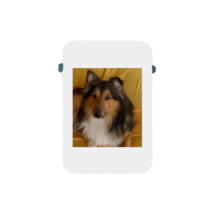 Shetland Sheepdog Apple iPad Mini Protective Soft Cases