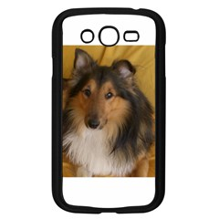 Shetland Sheepdog Samsung Galaxy Grand DUOS I9082 Case (Black)