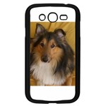 Shetland Sheepdog Samsung Galaxy Grand DUOS I9082 Case (Black) Front