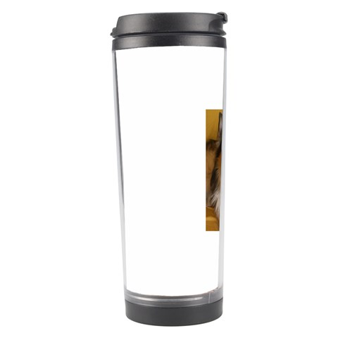 Shetland Sheepdog Travel Tumbler
