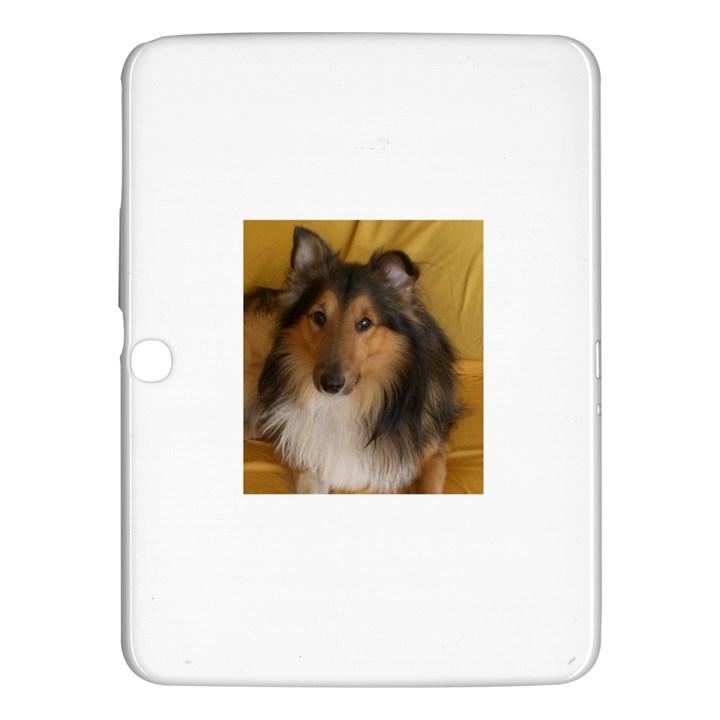 Shetland Sheepdog Samsung Galaxy Tab 3 (10.1 ) P5200 Hardshell Case
