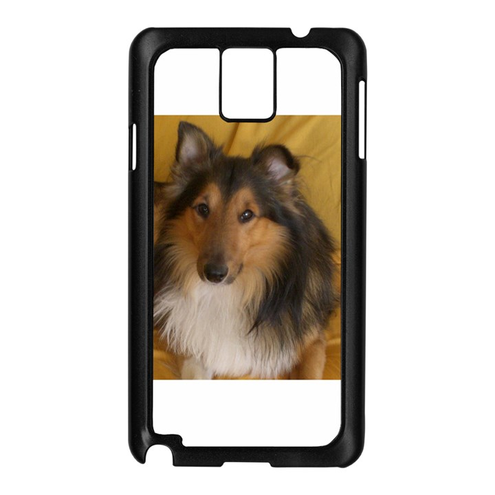 Shetland Sheepdog Samsung Galaxy Note 3 N9005 Case (Black)