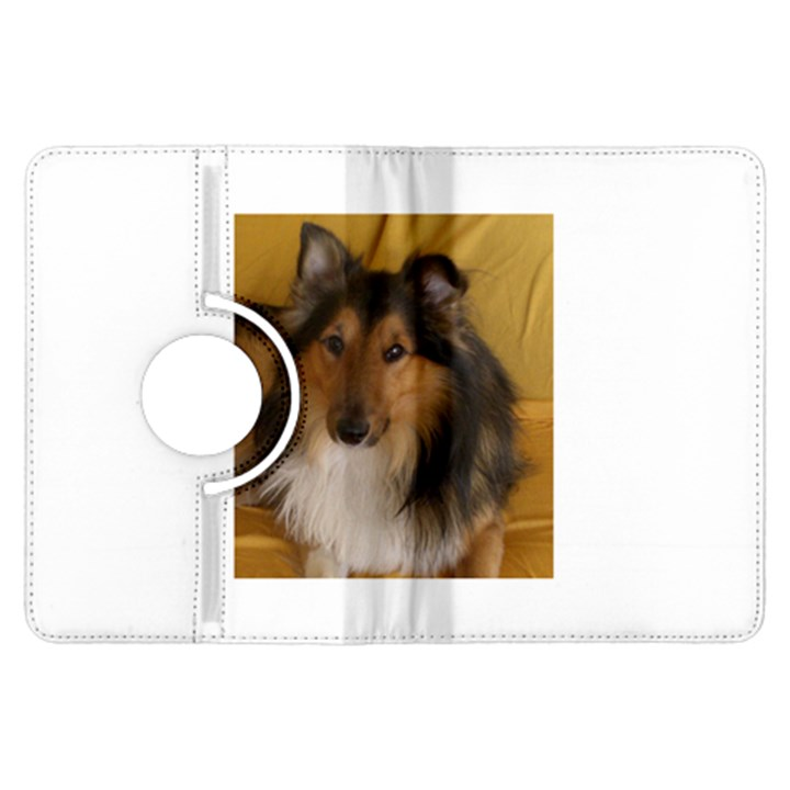 Shetland Sheepdog Kindle Fire HDX Flip 360 Case