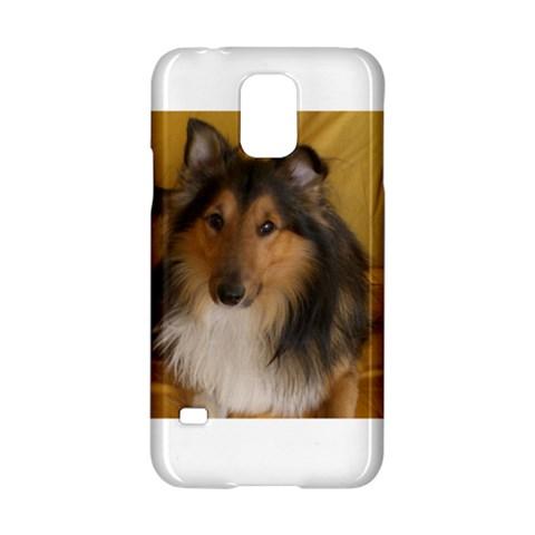 Shetland Sheepdog Samsung Galaxy S5 Hardshell Case