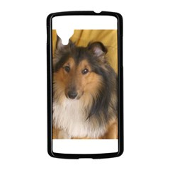 Shetland Sheepdog Nexus 5 Case (Black)