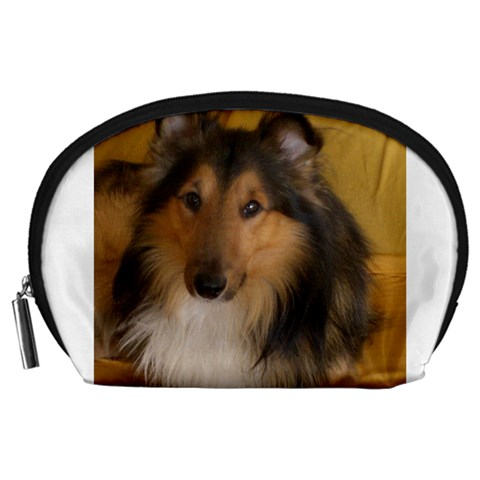 Shetland Sheepdog Accessory Pouches (Large)