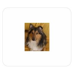 Shetland Sheepdog Double Sided Flano Blanket (Small)