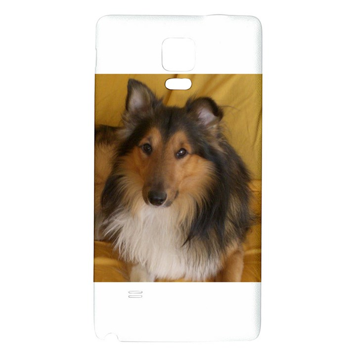 Shetland Sheepdog Galaxy Note 4 Back Case