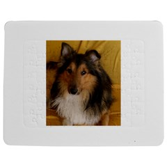 Shetland Sheepdog Jigsaw Puzzle Photo Stand (Rectangular)