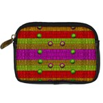 A Wonderful Rainbow And Stars Digital Camera Cases Front