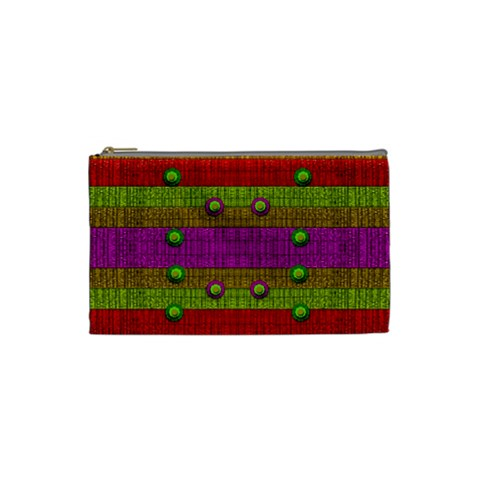 A Wonderful Rainbow And Stars Cosmetic Bag (Small)