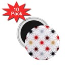 Pearly Pattern 1.75  Magnets (10 pack)  Front
