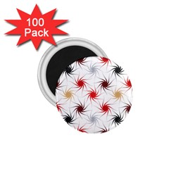 Pearly Pattern 1.75  Magnets (100 pack)