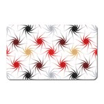 Pearly Pattern Magnet (Rectangular) Front
