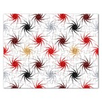 Pearly Pattern Rectangular Jigsaw Puzzl Front