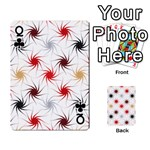 Pearly Pattern Playing Cards 54 Designs  Front - ClubQ