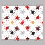 Pearly Pattern Canvas 20  x 16  20  x 16  x 0.875  Stretched Canvas