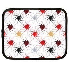 Pearly Pattern Netbook Case (XXL)