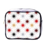 Pearly Pattern Mini Toiletries Bags Front