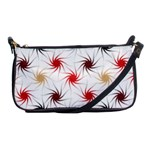 Pearly Pattern Shoulder Clutch Bags Front