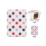 Pearly Pattern Playing Cards (Mini)  Back