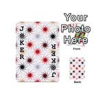 Pearly Pattern Playing Cards 54 (Mini)  Front - Joker1