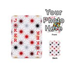 Pearly Pattern Playing Cards 54 (Mini)  Front - Joker2