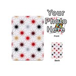 Pearly Pattern Playing Cards 54 (Mini)  Back