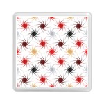Pearly Pattern Memory Card Reader (Square)  Front