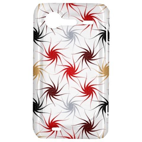 Pearly Pattern HTC Incredible S Hardshell Case