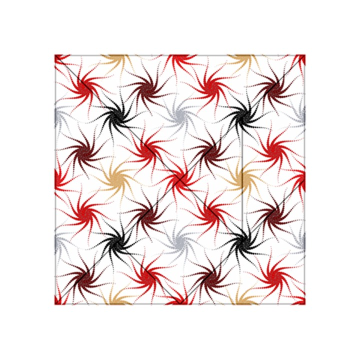 Pearly Pattern Acrylic Tangram Puzzle (4  x 4 )