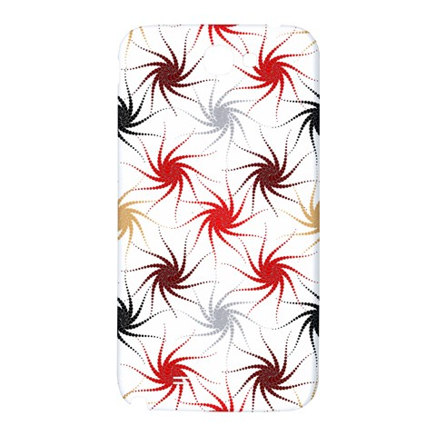 Pearly Pattern Samsung Note 2 N7100 Hardshell Back Case