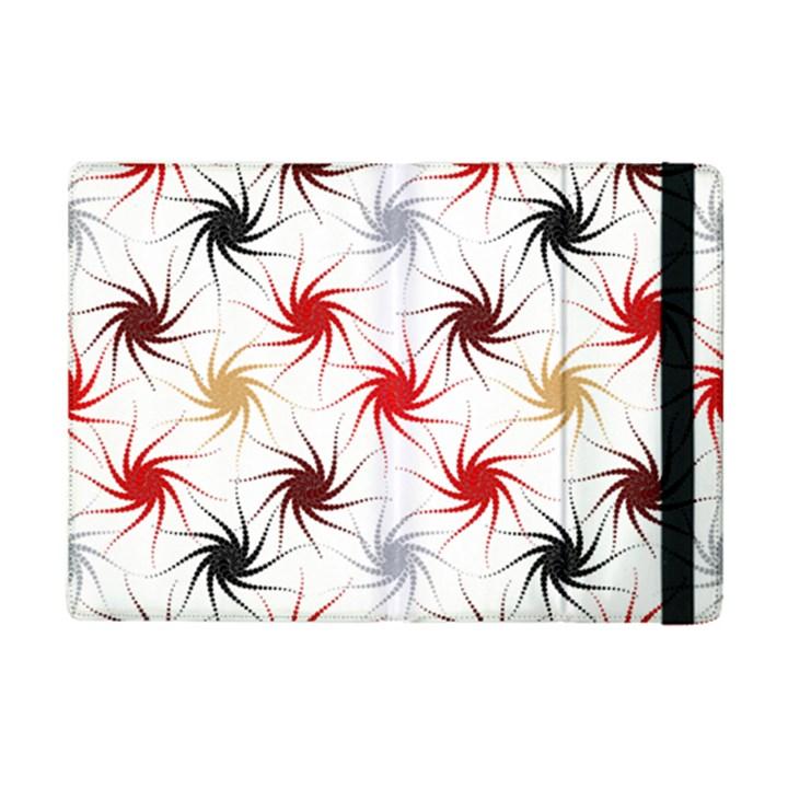 Pearly Pattern iPad Mini 2 Flip Cases