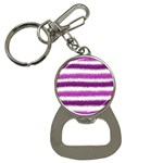Pink Christmas Background Bottle Opener Key Chains Front