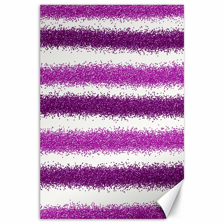 Pink Christmas Background Canvas 24  x 36