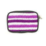 Pink Christmas Background Coin Purse Back