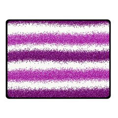 Pink Christmas Background Fleece Blanket (Small)