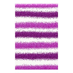 Pink Christmas Background Shower Curtain 48  x 72  (Small)