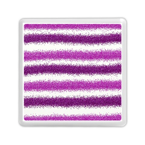 Pink Christmas Background Memory Card Reader (Square)