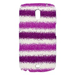 Pink Christmas Background Samsung Galaxy Nexus i9250 Hardshell Case