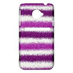 Pink Christmas Background HTC Evo 4G LTE Hardshell Case