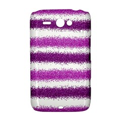 Pink Christmas Background HTC ChaCha / HTC Status Hardshell Case