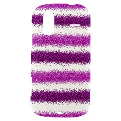 Pink Christmas Background HTC Amaze 4G Hardshell Case