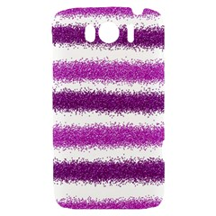 Pink Christmas Background HTC Sensation XL Hardshell Case