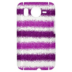 Pink Christmas Background HTC Desire HD Hardshell Case