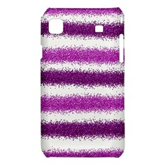 Pink Christmas Background Samsung Galaxy S i9008 Hardshell Case