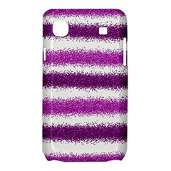 Pink Christmas Background Samsung Galaxy SL i9003 Hardshell Case
